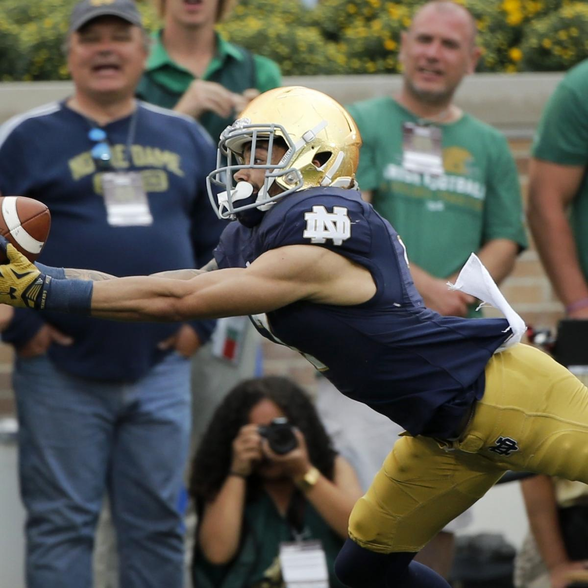 USC Trojans Vs. Notre Dame Fighting Irish Betting Odds