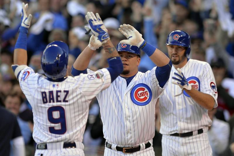 4a4d9aac Cardinals vs. Cubs: Game 4 Score and Twitter Reaction from 2015 MLB ...