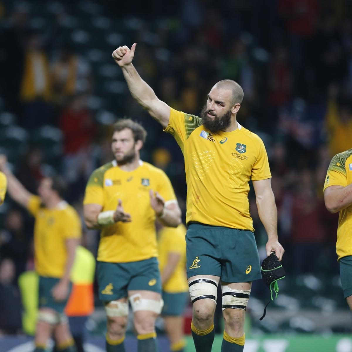 Scotland V Australia World Rugby: Australia V Scotland: Preview, Live Stream, TV Info For