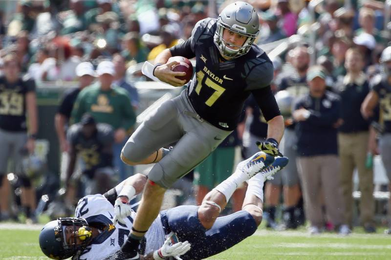 College Football Scores 2015 Top 25 Teams Week 7 Results