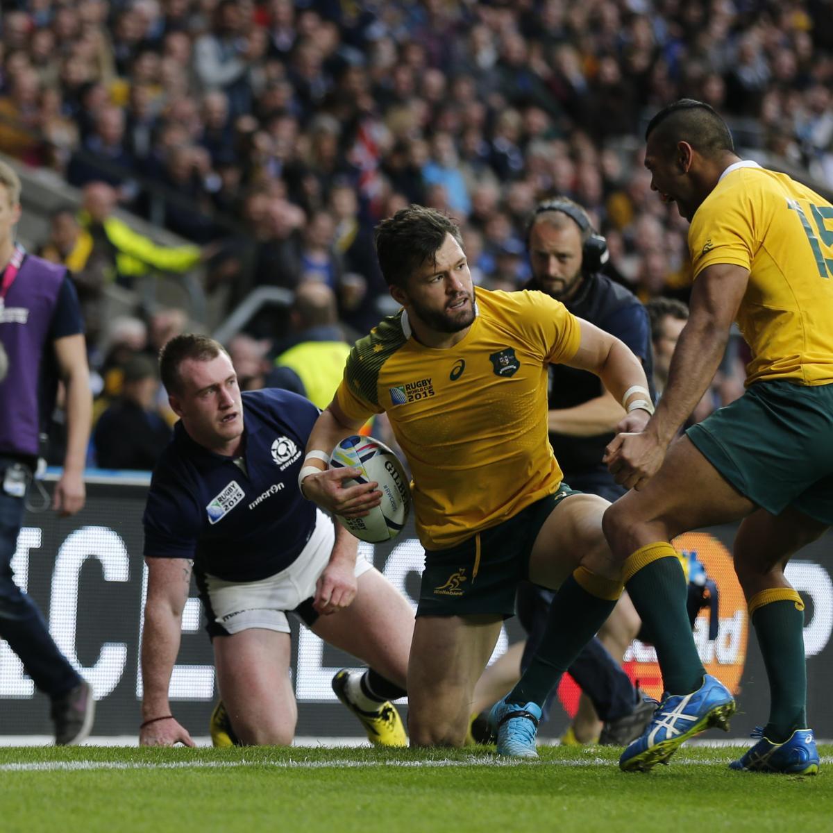 Scotland V Australia World Rugby: Australia Vs. Scotland: Score, Reaction From Rugby World