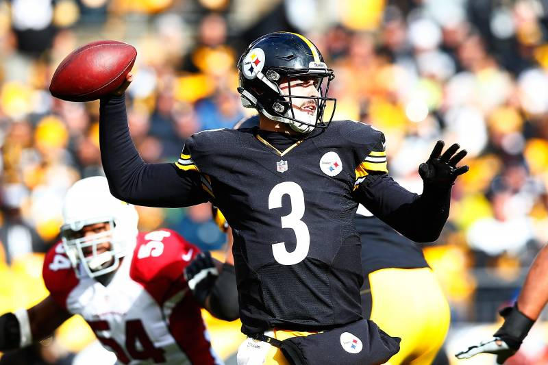 sports shoes b986b 3af58 Landry Jones' Knowledge of Steelers' System Gives Him Clear ...