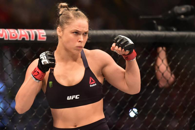 Ronda Rousey Appreciates Getting Shout-Out in Demi Lovato's New ...