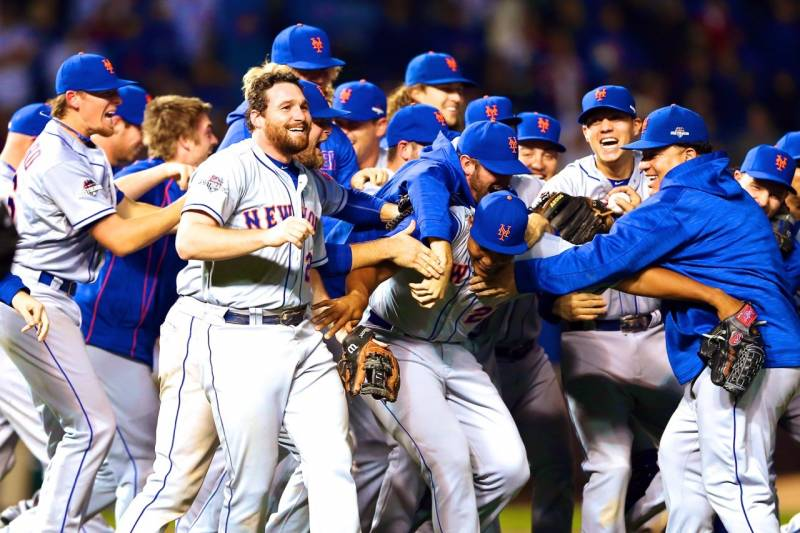 676663b5 Mets vs. Cubs: Game 4 Score and Twitter Reaction from 2015 MLB ...