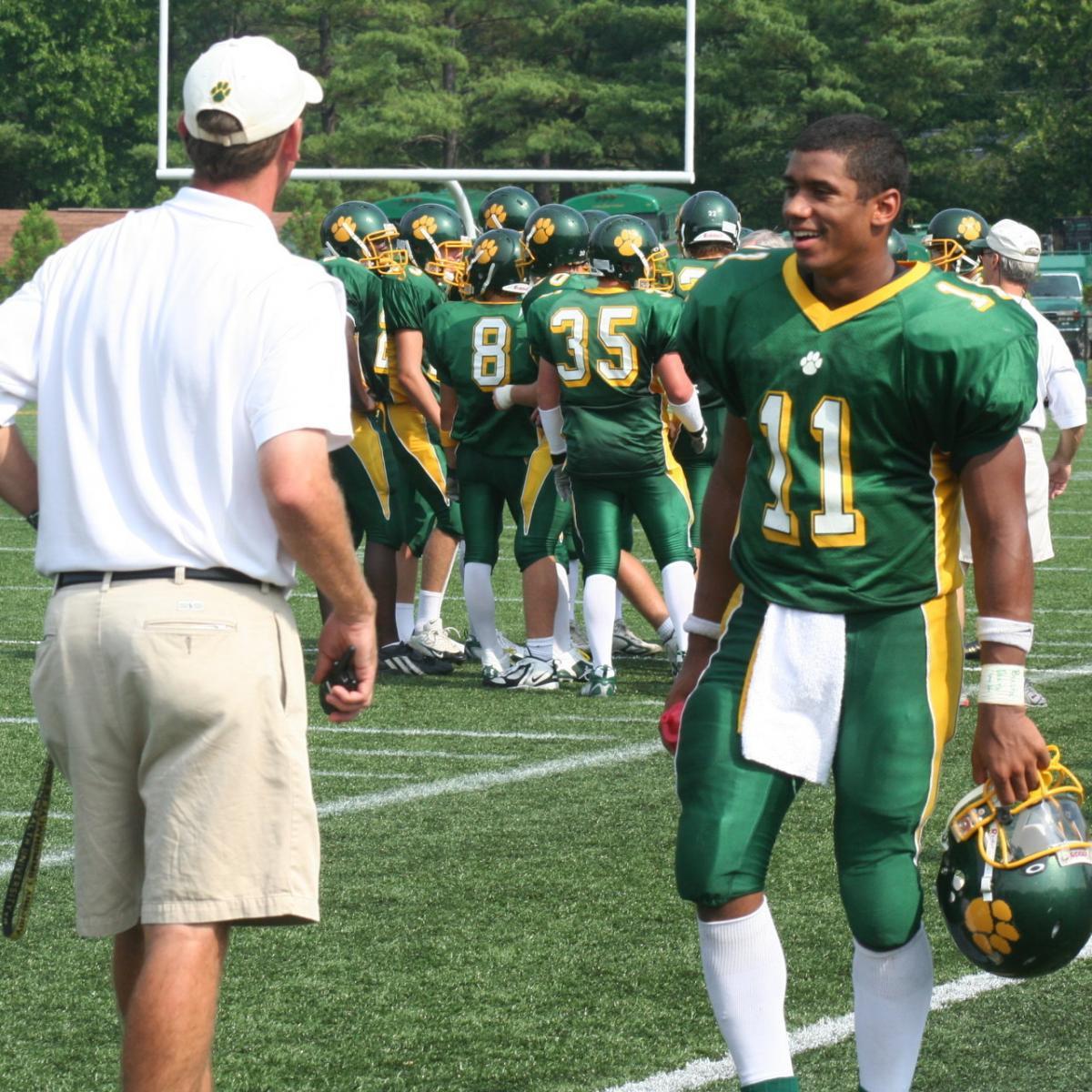 The College Recruitment of Russell Wilson | Bleacher Report ...
