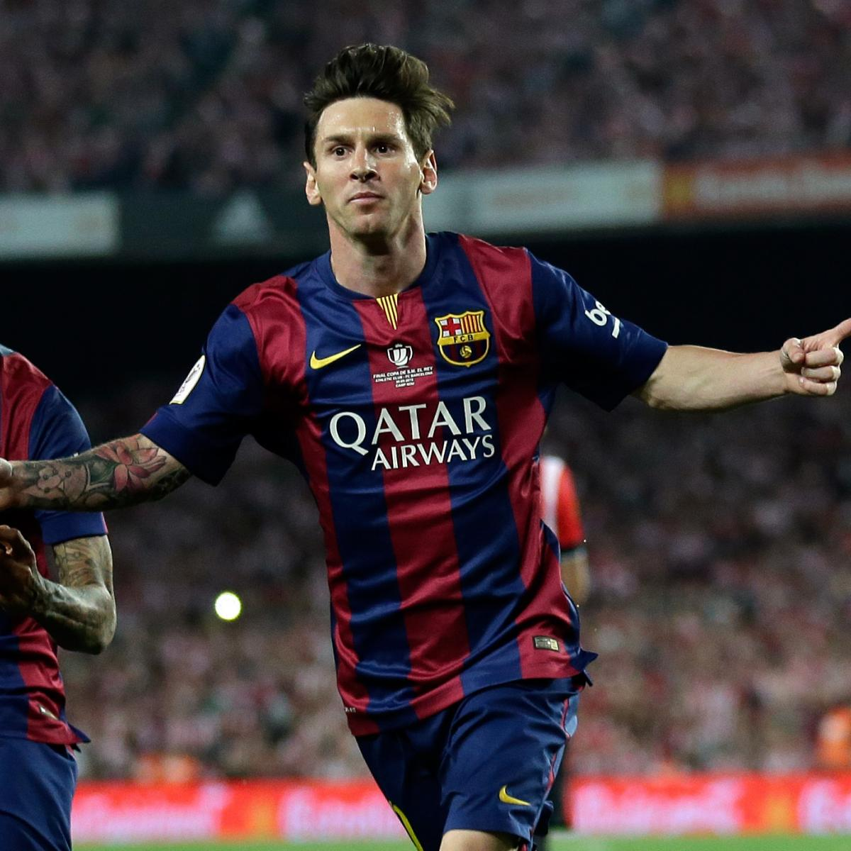Barcelona Fail To Agree Qatar Airways Shirt Sponsor Reportedly Eye Record Deal Bleacher Report Latest News Videos And Highlights