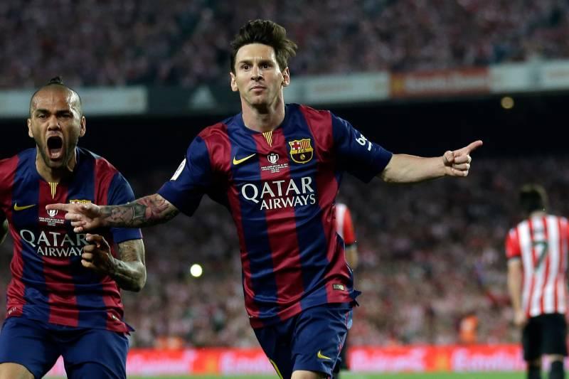 Barcelona Fail to Agree Qatar Airways Shirt Sponsor, Reportedly ...