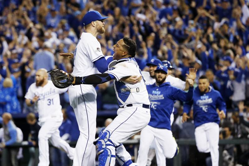 Blue Jays vs  Royals: Game 6 Score and Twitter Reaction from