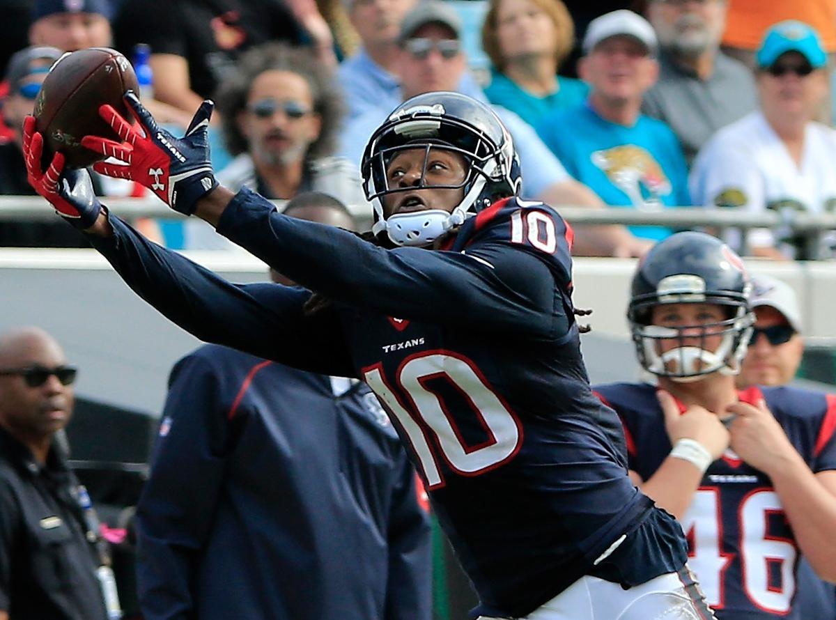 dc5cbc5e90f Houston Texans' DeAndre Hopkins Is Easily the NFL's Most Underrated Elite  Talent