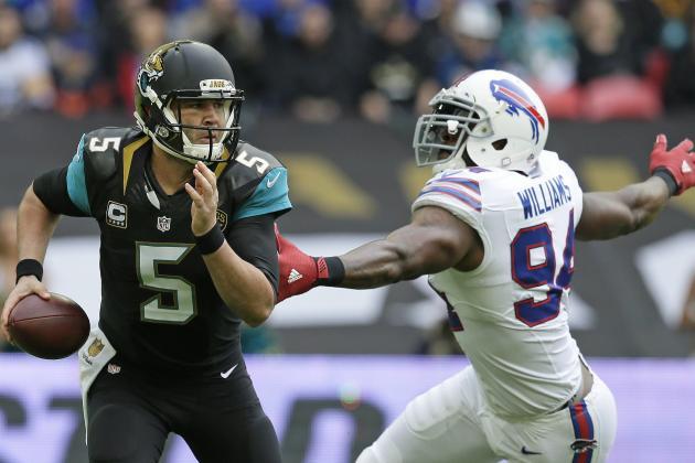 bills vs. jaguars: score and twitter reaction from wembley stadium