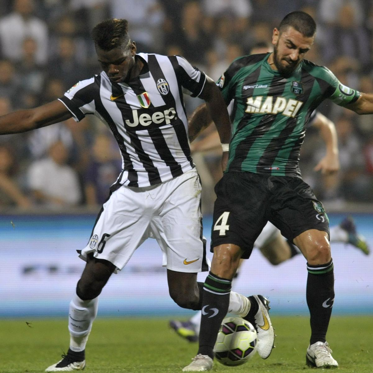 Sassuolo-Juventus 0-2 finale| In Higuain e Khedira |Sassuolo- Juventus