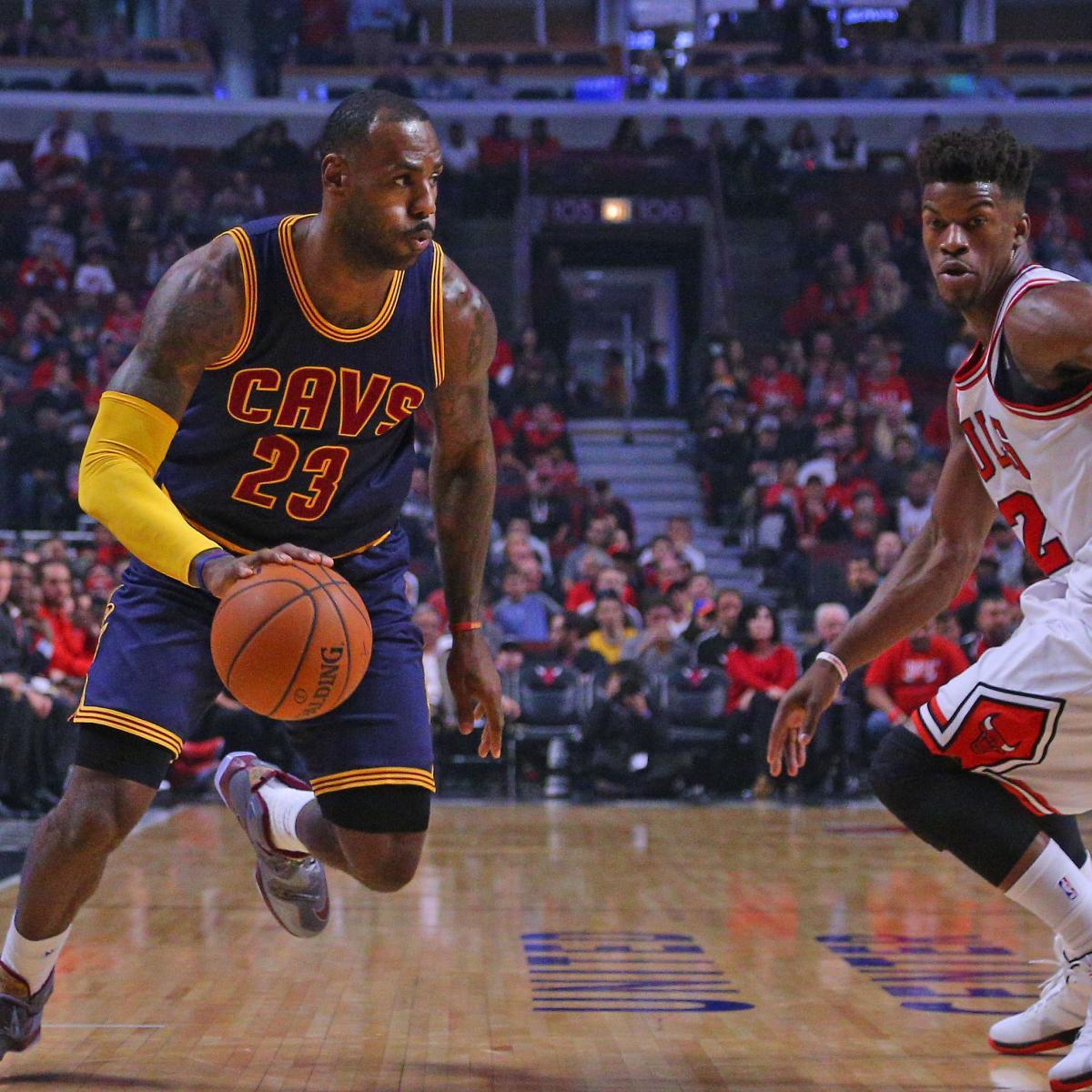 Cavaliers vs. Bulls  Score 201ce34ff