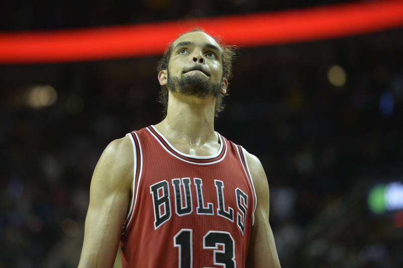 Joakim Noah Injury: Updates on Bulls Star's Knee and Return