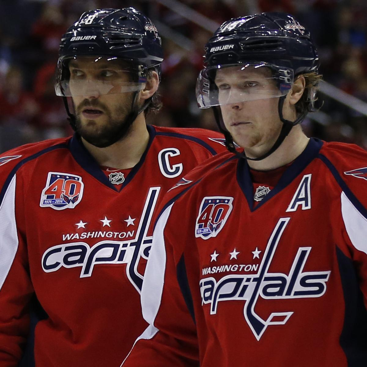 Are Alex Ovechkin and Nicklas Backstrom Better off on Separate Lines ... 93ae65dd6340