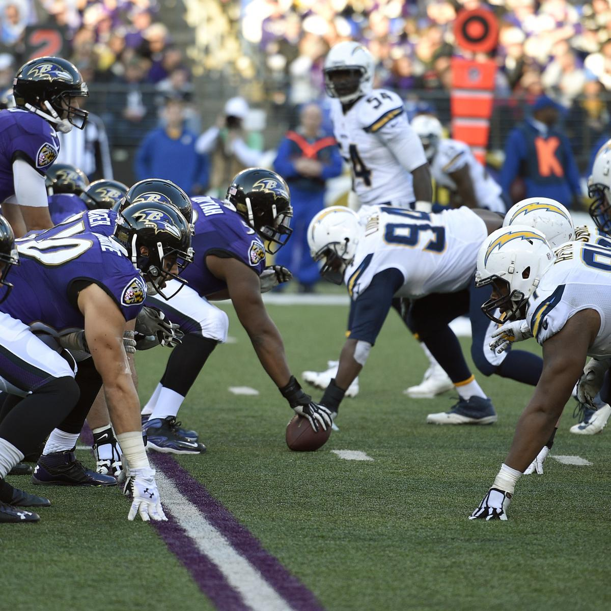 San Diego Chargers Baltimore Ravens: Chargers Vs. Ravens: What's The Game Plan For San Diego