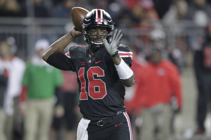 lowest price 147d2 86c2f J.T. Barrett Arrested for OVI: Latest Details and Comments ...