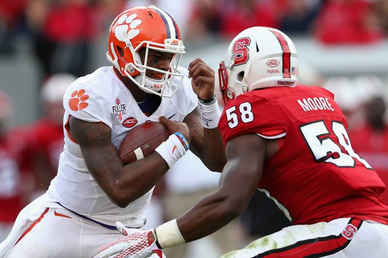 Clemson Vs Nc State Game Grades Analysis For The Tigers