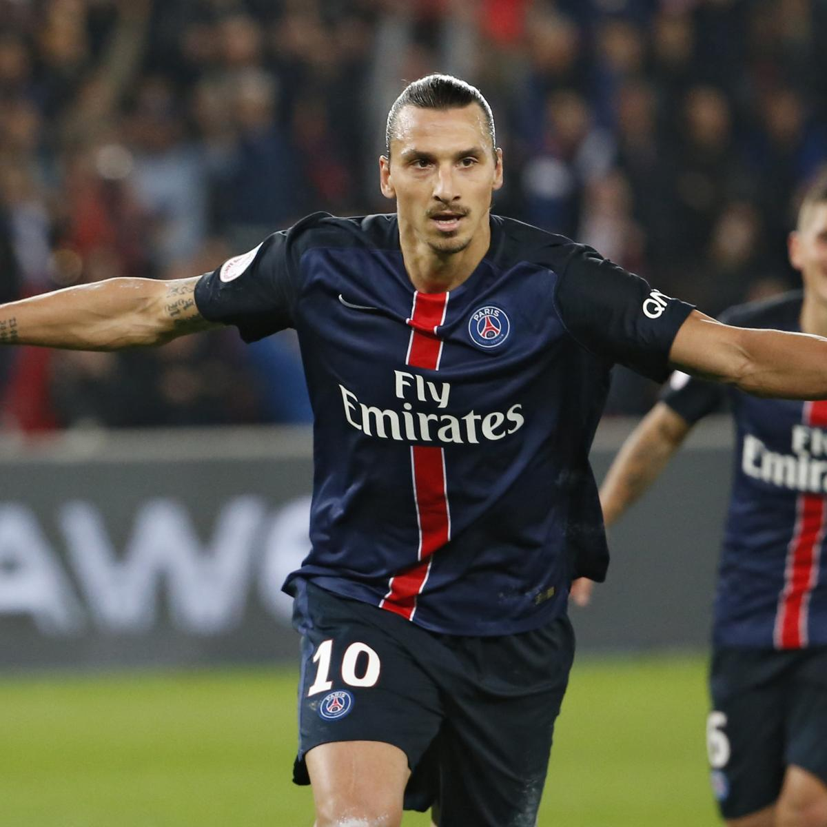 Bastia 0 3 Psg Match Report: Ranking PSG's Top 5 Players For October