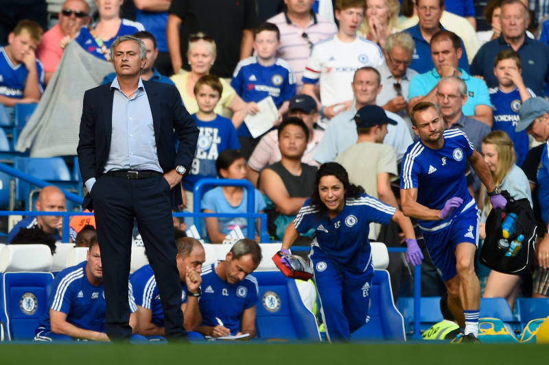 Jose Mourinho Reportedly to Receive Lawsuit from Former Chelsea Dr Eva Carneiro