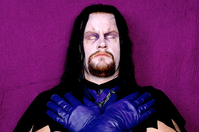 Undertaker 25 Defining Moments For Years In WWE