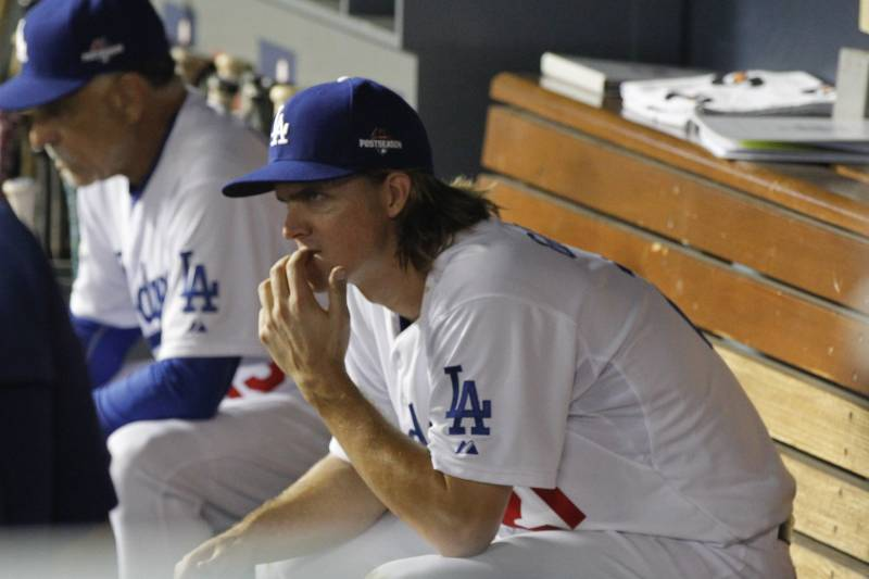 How Giants Stealing Zack Greinke from Under Dodgers Would