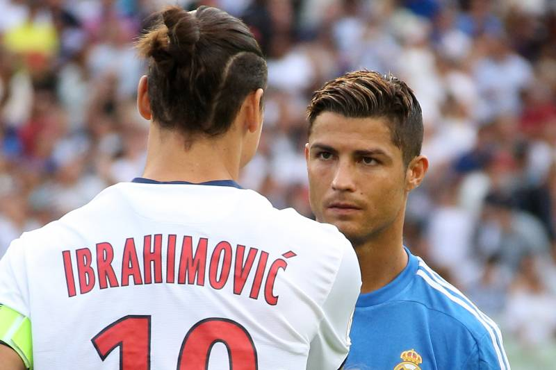 finest selection 0b9a8 6fc82 How Real Madrid and PSG Could Play out If Ronaldo and ...