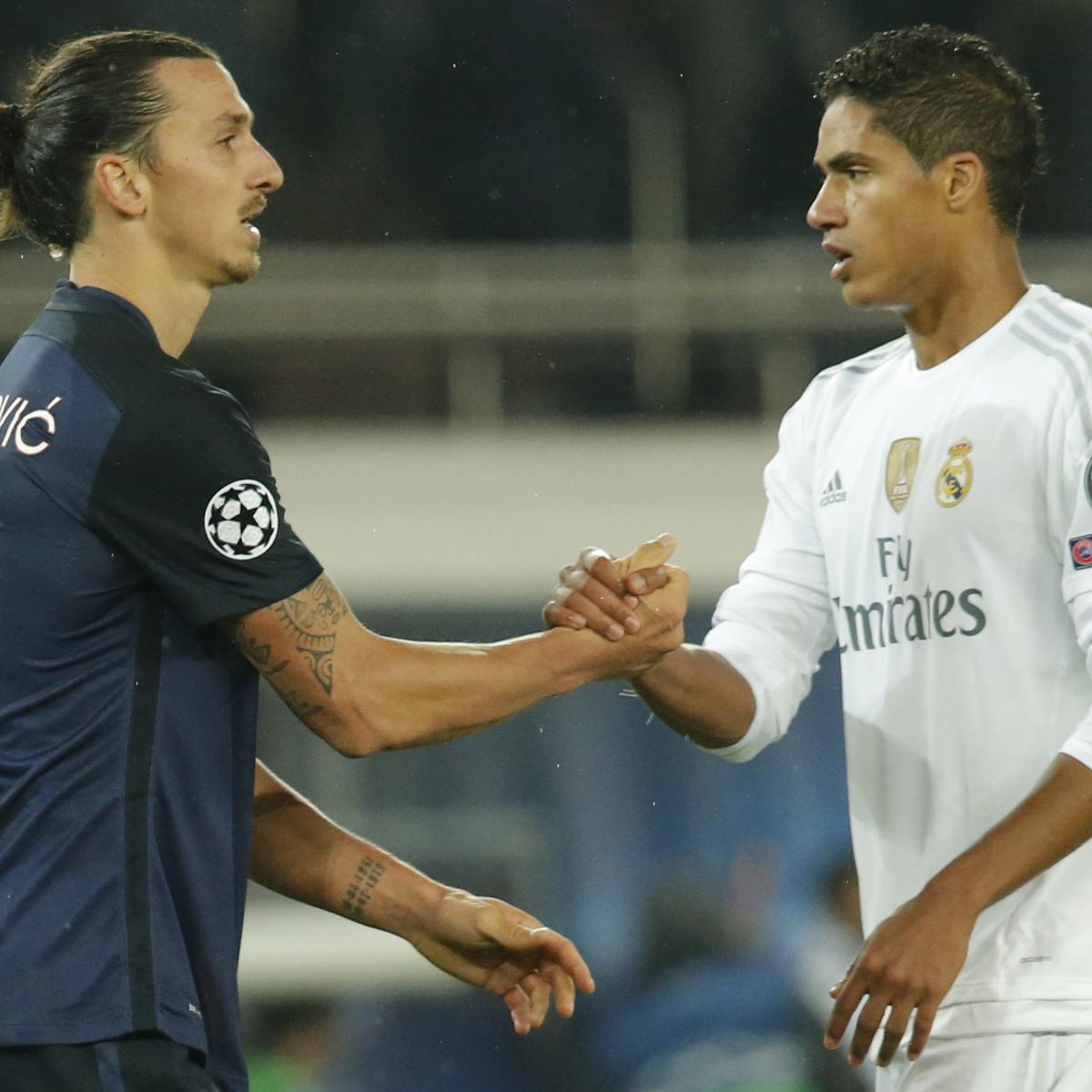 Malmo Vs Psg Winners And Losers From Champions League: Real Madrid Vs. PSG: Team News, Predicted Lineups, Live