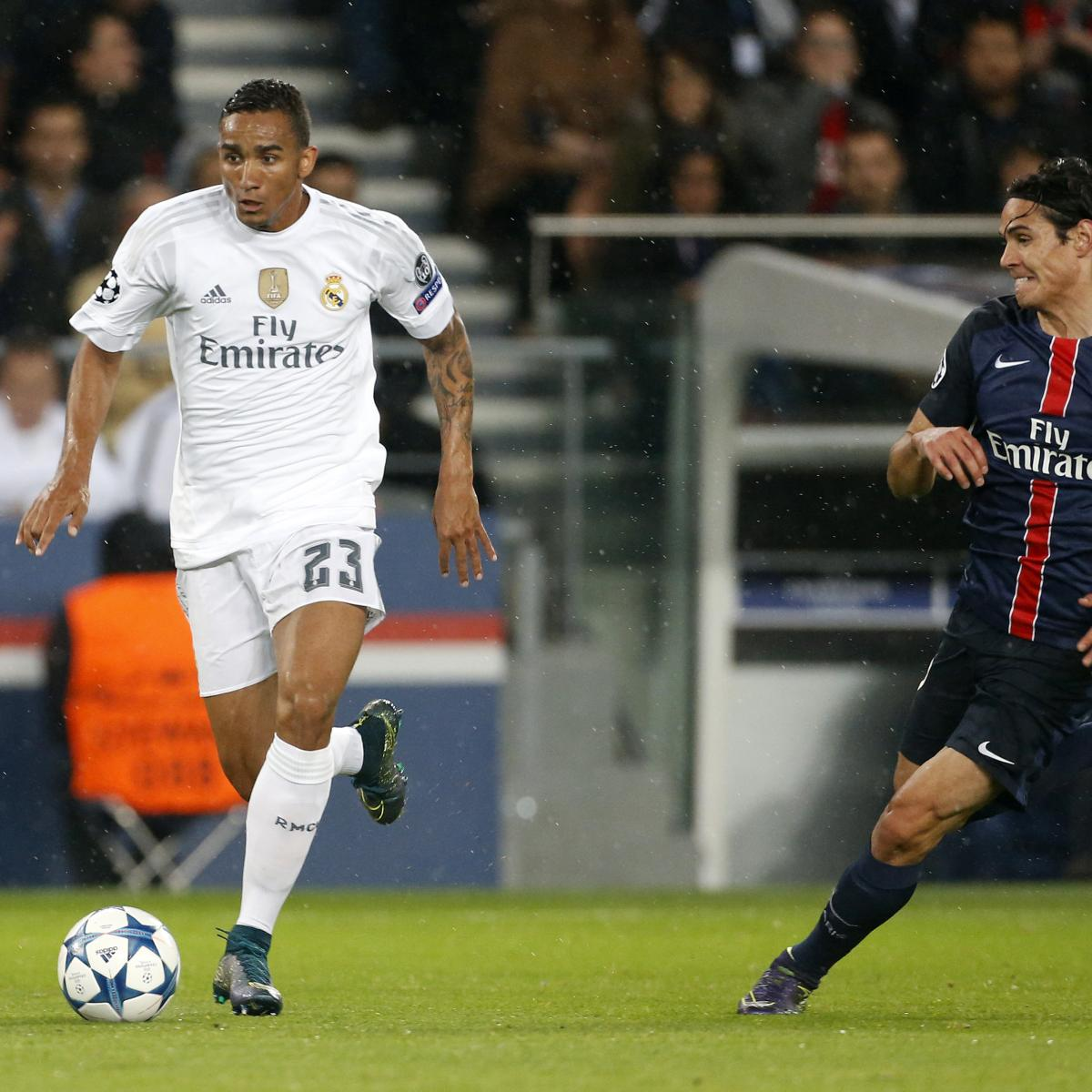 Psg Vs Manchester City Live Score Highlights From: Real Madrid Vs. PSG: Live Score, Highlights From Champions