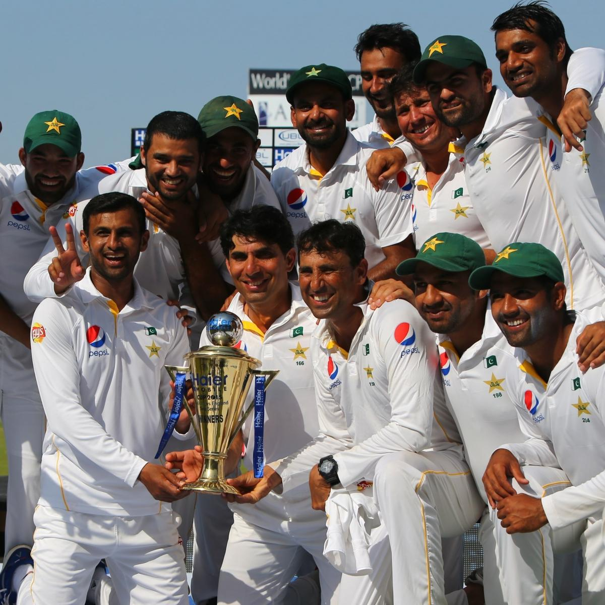 Pakistan Vs England Winners And Losers From The 3rd Test Bleacher Report Latest News Videos And Highlights
