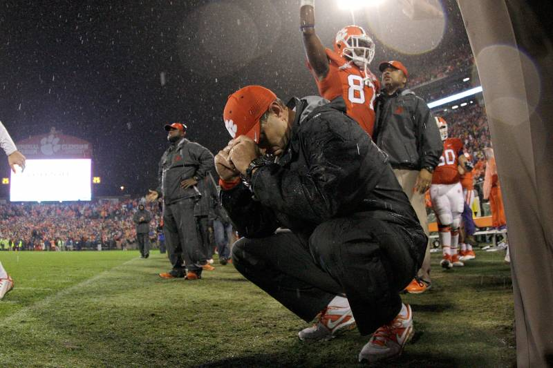 Dancing To His Own Beat How Dabo Swinney Made Clemson A