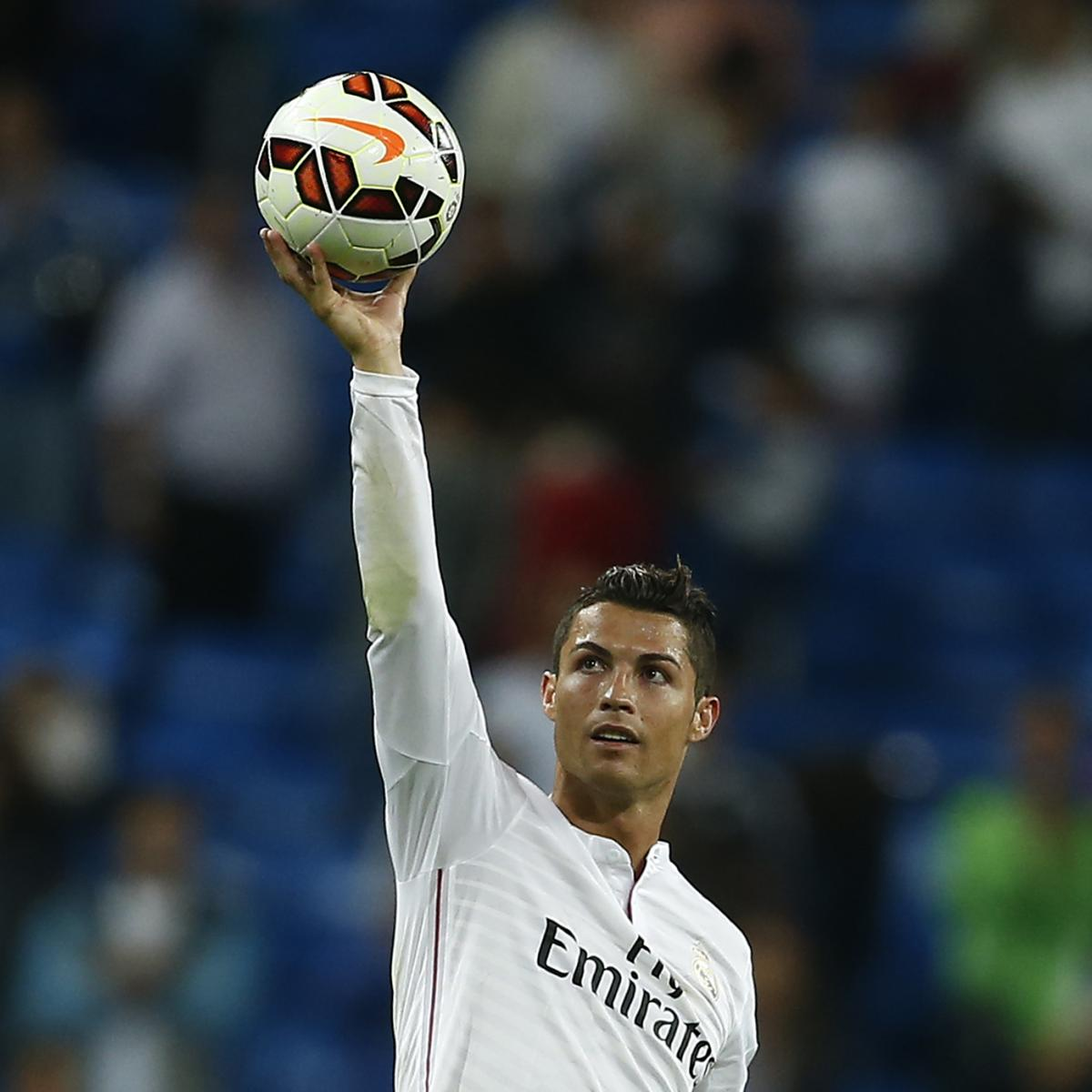 Cristiano Ronaldo Film Is a Tale of Ego, Loneliness and the Quest for ...
