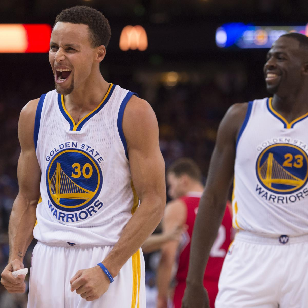 3cb9811322a2 NBA Power Rankings  It s the Golden State Warriors and Everyone Else ...