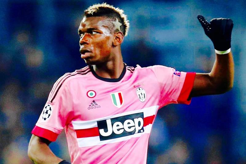 the latest faf5b 72f29 Why Paul Pogba Will Spend 2 More Seasons at Juventus ...