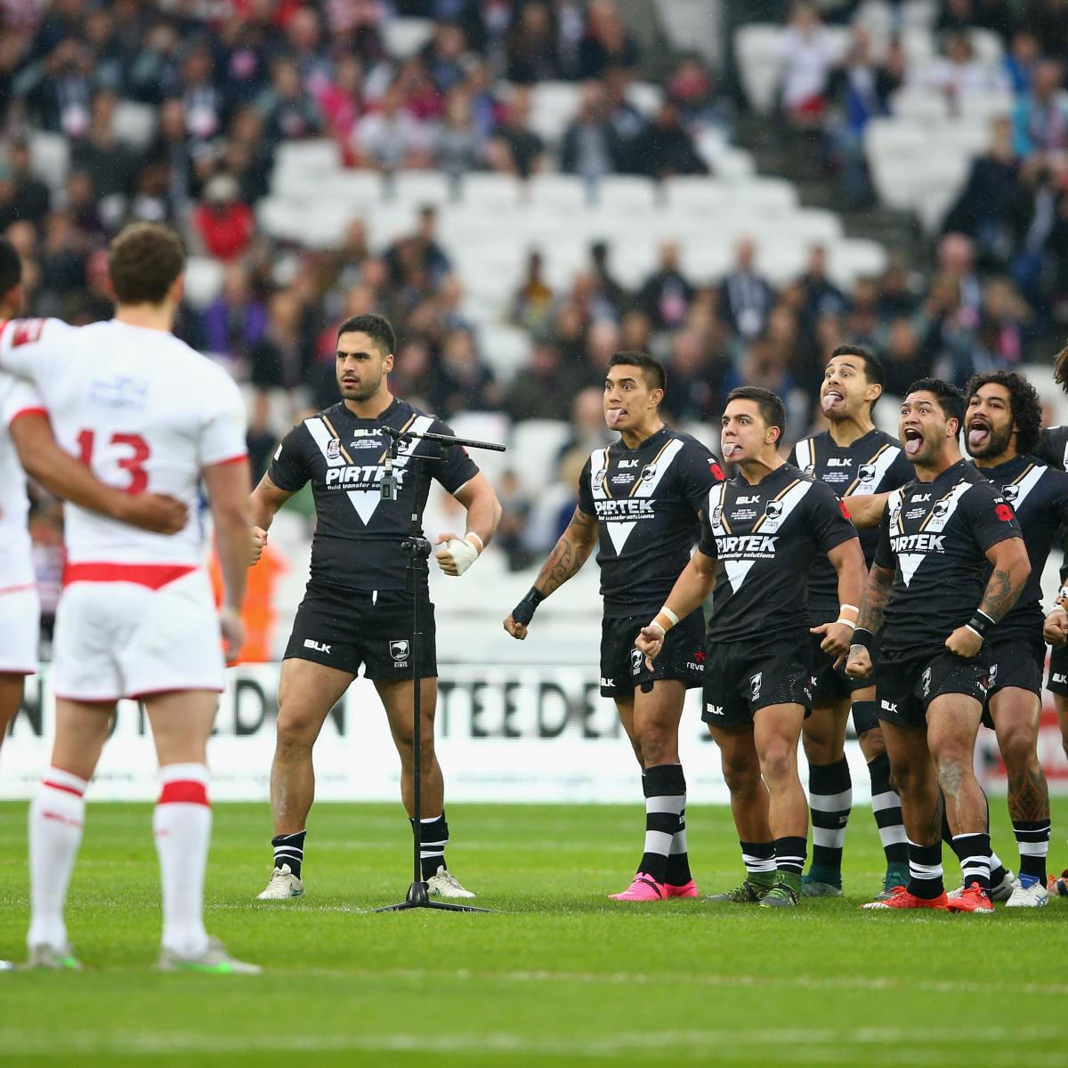 Flights From Liverpool To Madrid Rocket After Klopp S Side: New Zealand Rugby League Team Perform Haka In Liverpool's