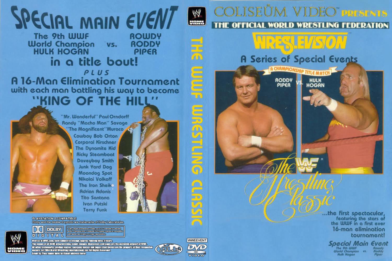 Resultado de imagen para wwe wrestling classic ppv