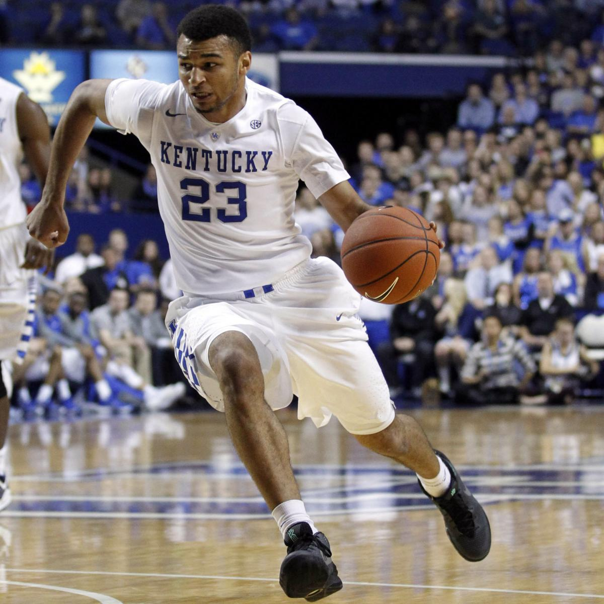 1bc208807 Zen and the Art of Making the Perfect Player  Meet Kentucky s Jamal Murray