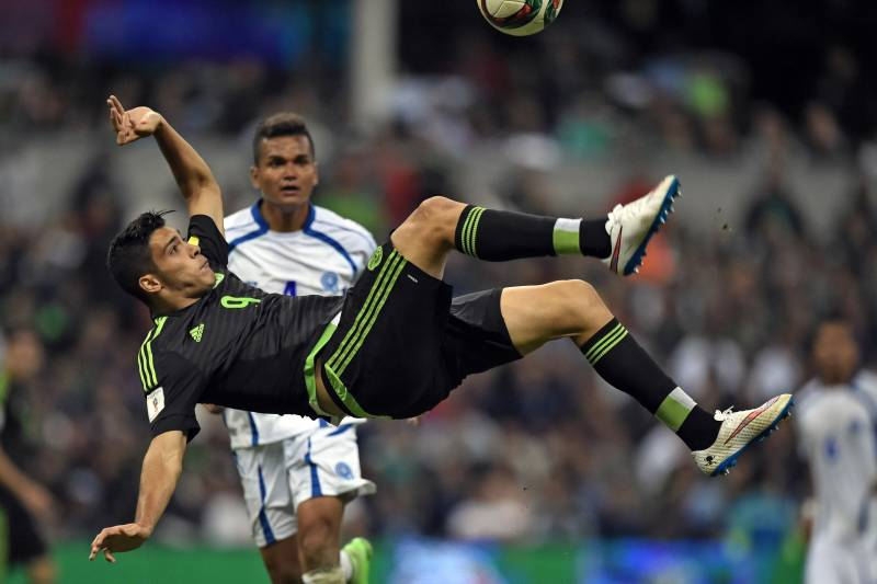 Mexico Vs El Salvador Score And Reaction From  World Cup