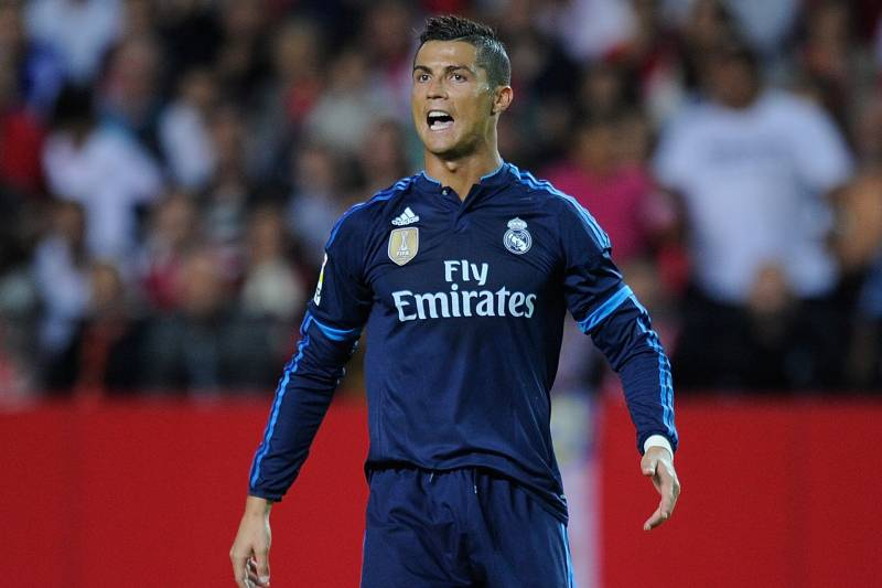 quality design b2e31 1784a Real Madrid Transfer News: Cristiano Ronaldo Reportedly ...