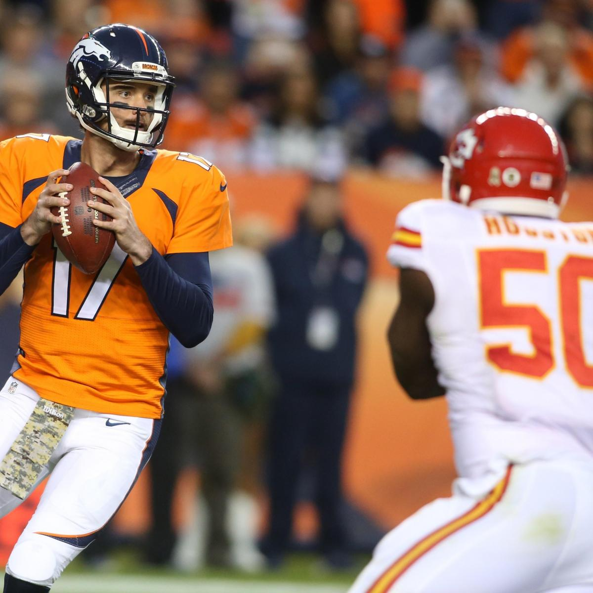 How Does Denver Broncos QB Brock Osweiler Fit In The Gary
