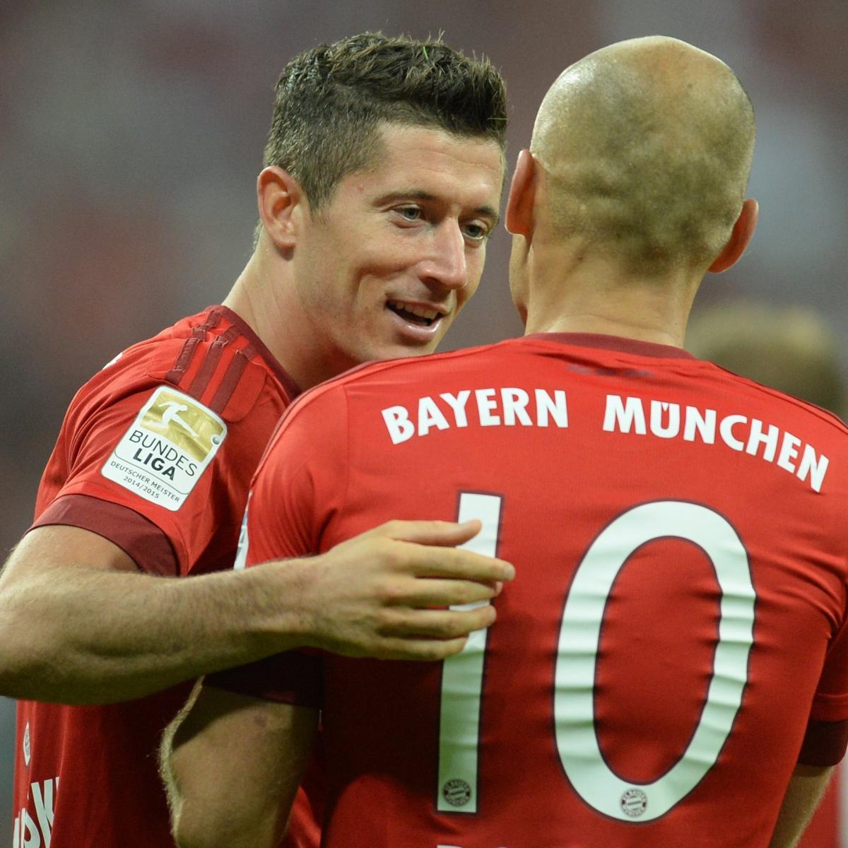 Manchester United Transfer News Arjen Robben Fee Emerges: Manchester United Transfer News: Latest Arjen Robben