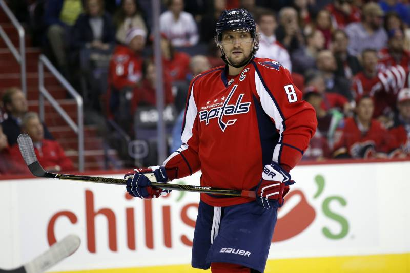 online retailer a4f4e 1ab0d Alex Ovechkin Becomes Highest-Scoring Russian-Born Player in ...
