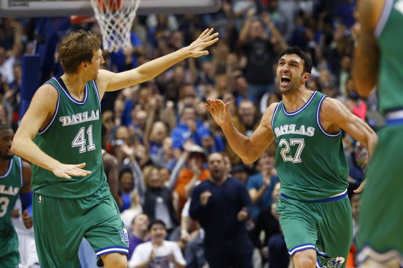 33a89b407 It s Time to Stop Overlooking Dallas Mavericks and Friday NBA Takeaways