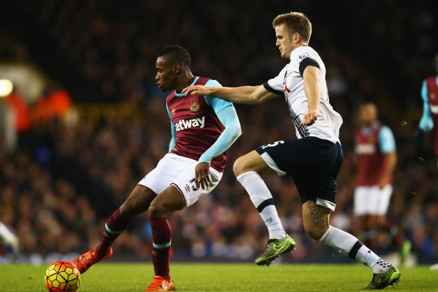 Bilderesultat for tottenham west ham