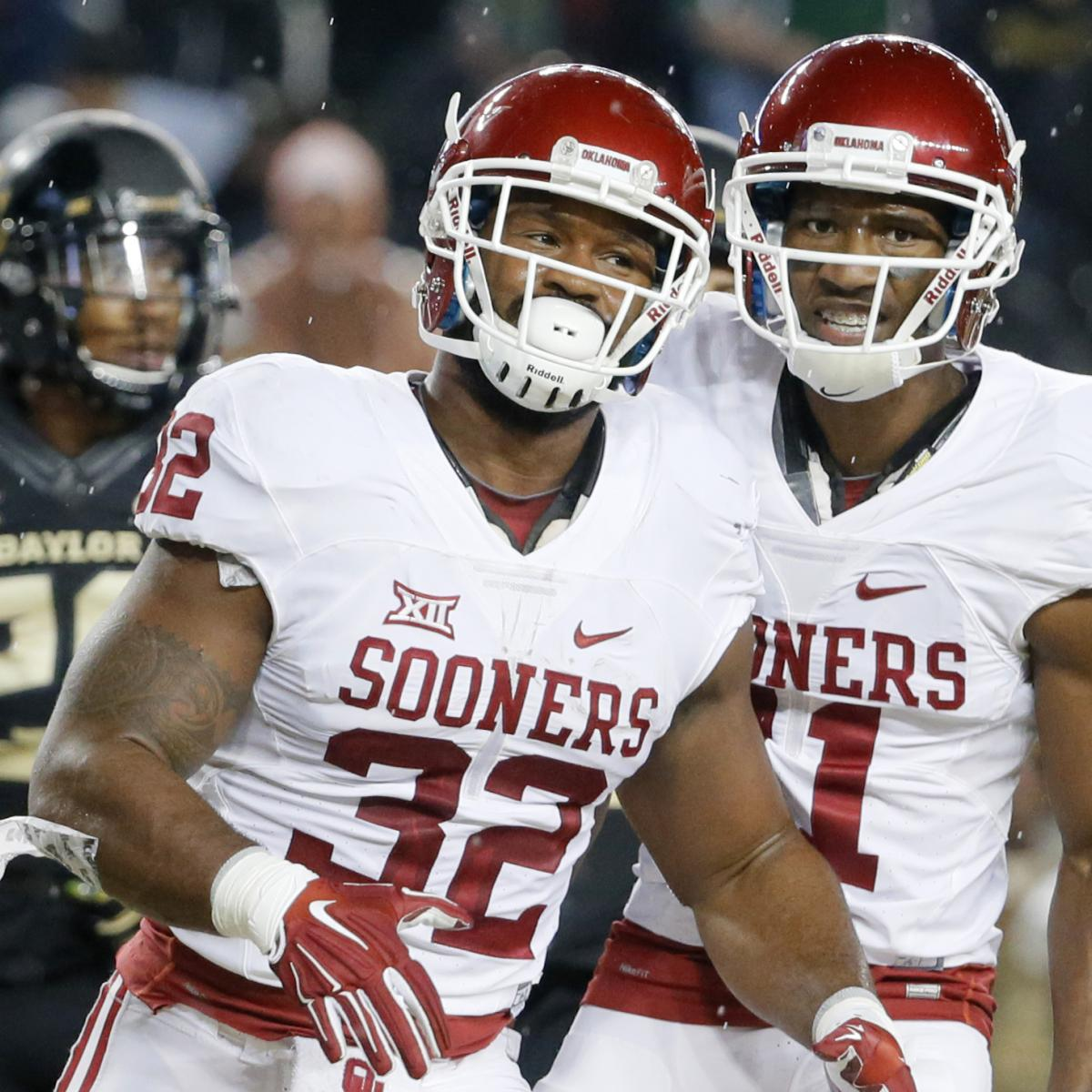 Oklahoma Sooners vs. Oklahoma State Cowboys Betting Odds ...