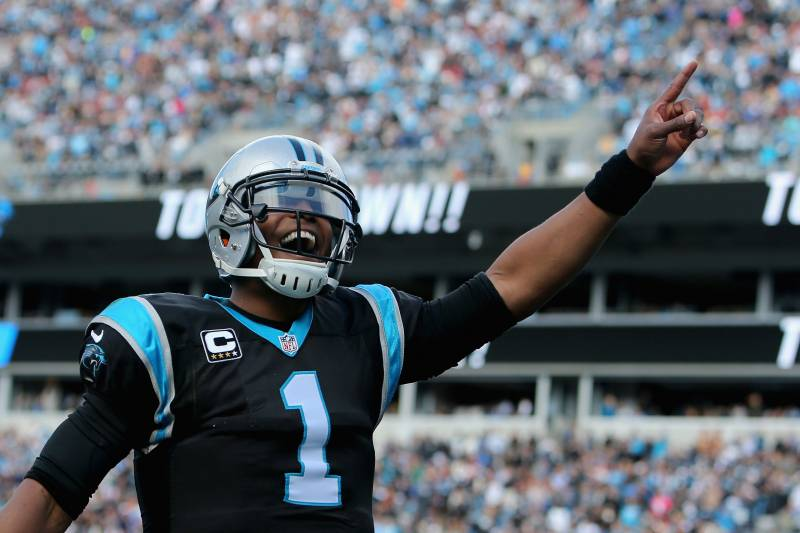 5aa99679 Cam Newton's Foundation Will Help Feed 900 Kids for Thanksgiving ...
