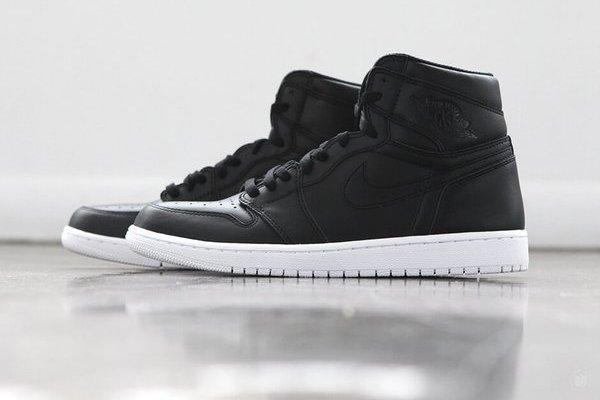 Nike Air Jordan 1 Retro High OG  Black White  Release Date 4798d75fc3bb