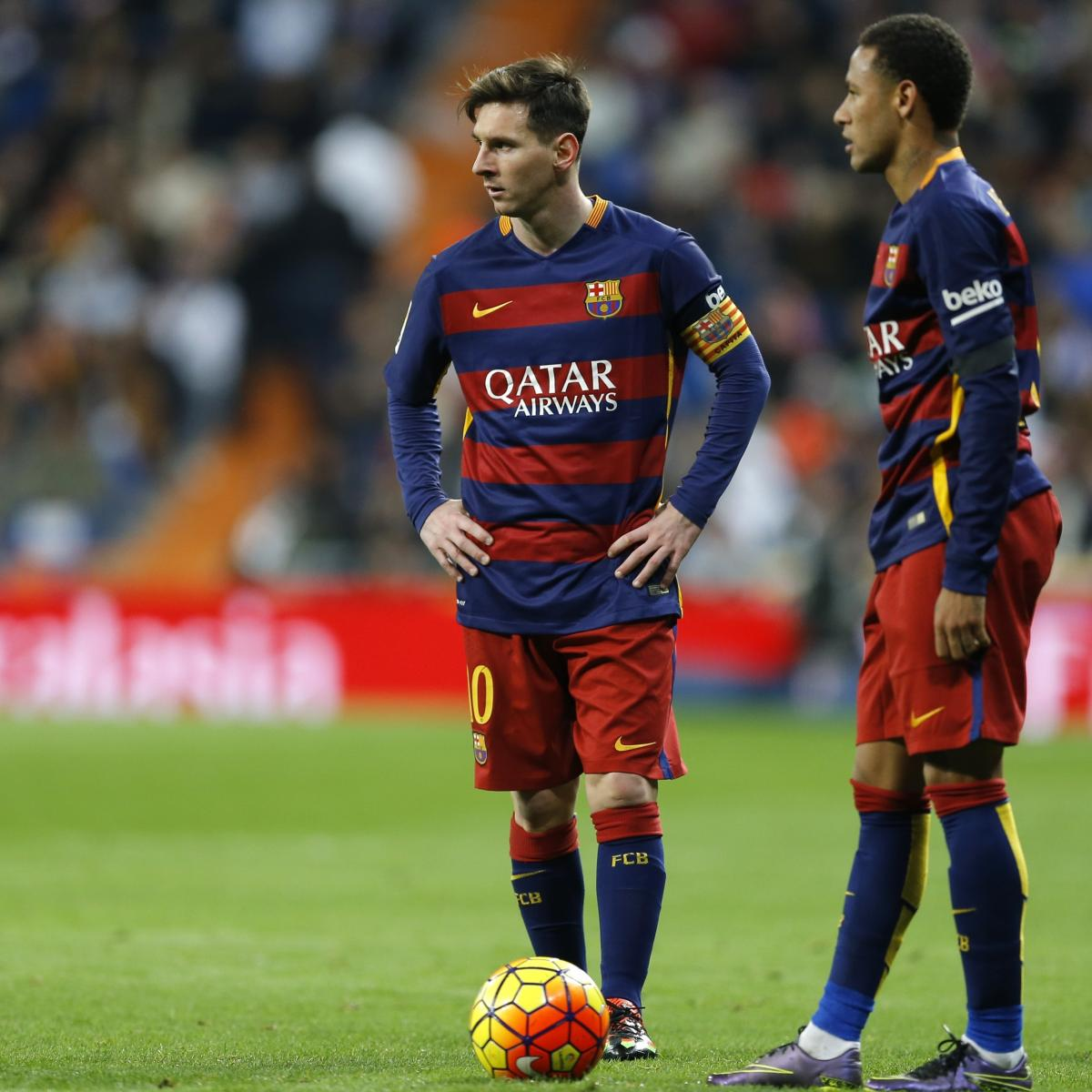 Lionel Messi A Look At The Barcelona Star S Sensational: Neymar Will Struggle To Reach Lionel Messi's Level, Says