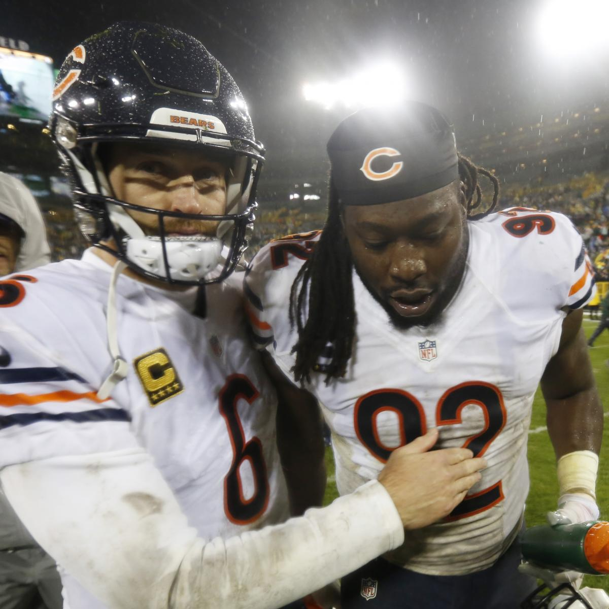 d0904522701 Bears vs. Packers: Score, Twitter Reaction for 2015 Thanksgiving Day  Football | Bleacher Report | Latest News, Videos and Highlights