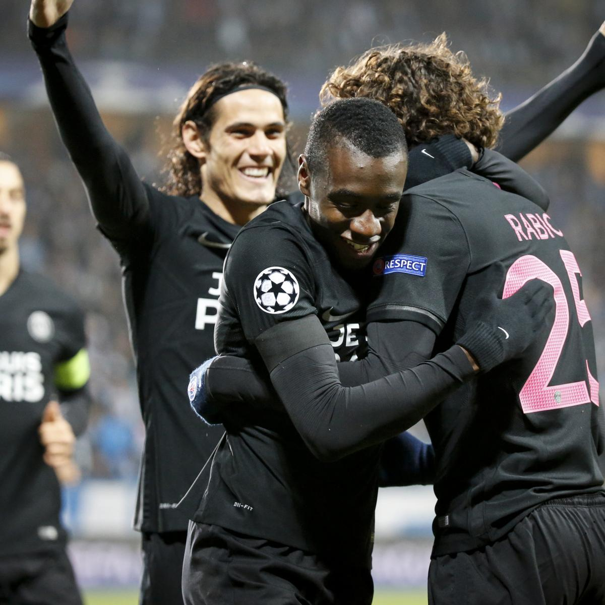 Malmo Vs Psg Winners And Losers From Champions League: PSG Vs. Troyes: Team News, Predicted Lineups, Live Stream