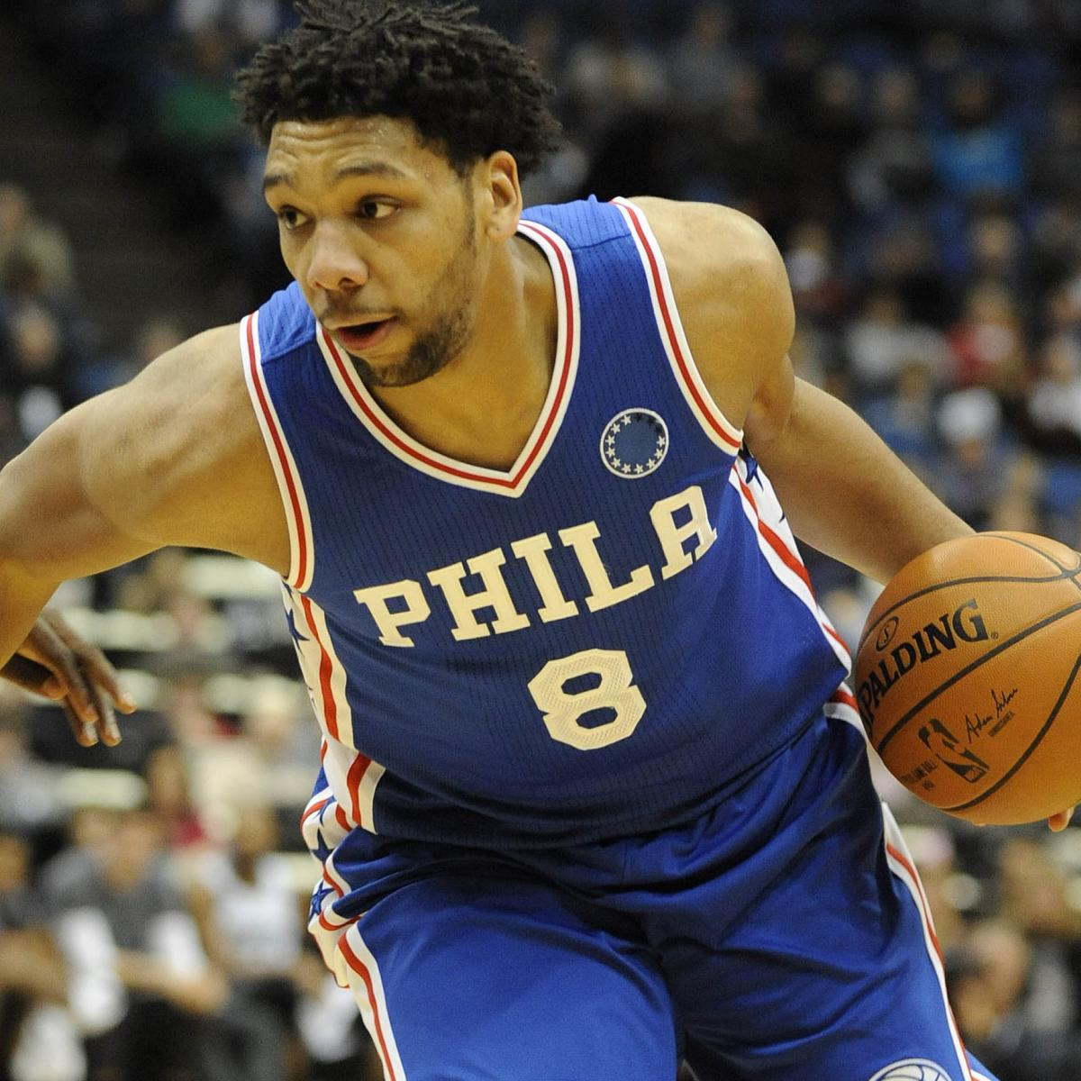 Jahlil Okafor Comments On Scuffle With Fan Outside Bar